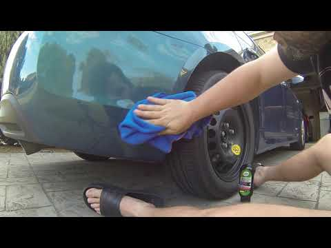 TURTLE WAX Scratch Repair and Renew REVIEW!