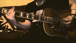 Green Day - ¡DOS! - Nightlife (Acoustic Guitar Solo Cover)