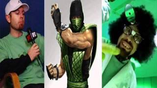 Sick Ruckus- Organ Donor vs Reptile vs Dr Greenthumb MIX (DJ Shadow vs Skrillex vs Cypress Hill)