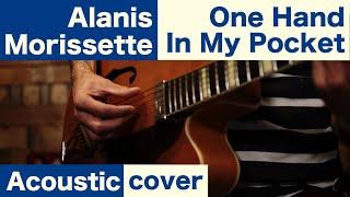 """one hand in my pocket"" by alanis morissette (acoustic cover) filmed live lockdown 2020"