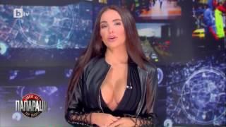 Папараци: Кой е мъжът до Джина Стоева