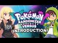 Pokémon X & Y Randomizer Versus: Introduction w/ FeintAttacks and OPERATIONiDROID