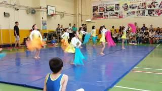 東華三院鄧肇堅小學 綜藝表演2016(2)