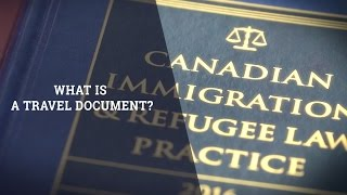 What Is A Travel Document?