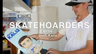 Skate Hoarders: Josh Kalis | TransWorld SKATEboarding thumbnail