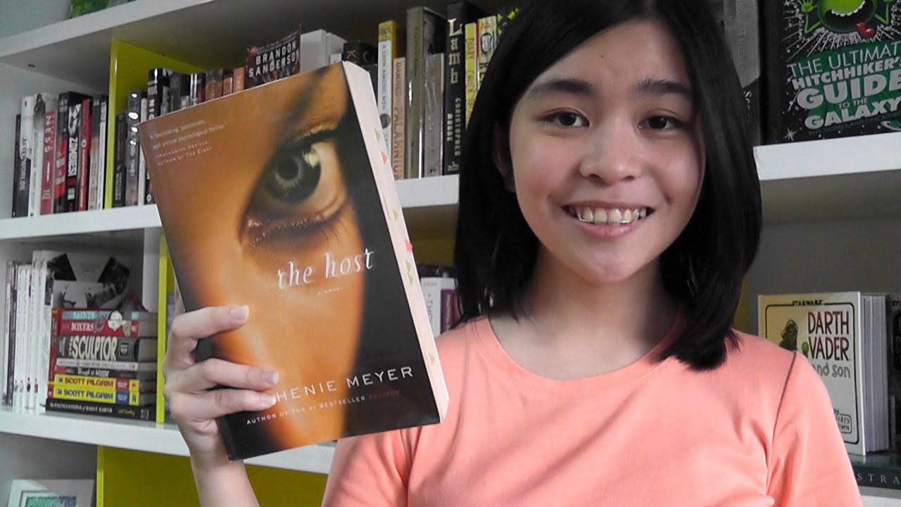 book review the host youtube