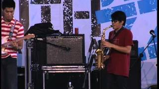 Music Malaysia - World Youth Jazz Festival 2012 Day 3 Part 2