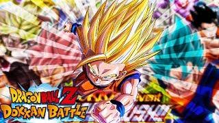 MY FIRST BOSS RUSH [SUPER 2] | Dragon Ball Z Dokkan Battle w/ ShadyPenguinn