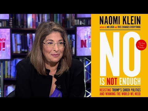 No Is Not Enough: Naomi Klein on Bernie's Medicare-for-All Bill & Future of Democratic Party