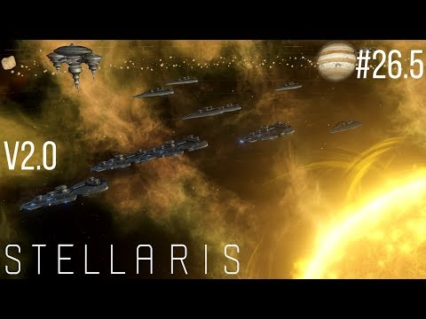 Stellaris 2.0 and Apocalypse DLC - First Playthrough #26.5 |