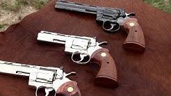 357 Magnum Colt Python 🐍 en Español