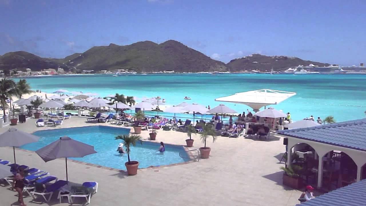 Sonesta Great Bay Beach Resort St Maarten Youtube