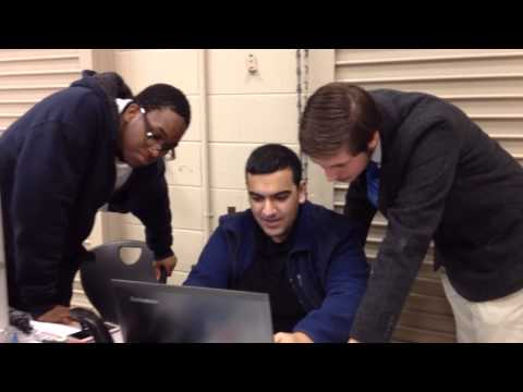 "Stratford STEM Magnet High School Academy of Science and Engineering 2014 ""I Can"" Video"