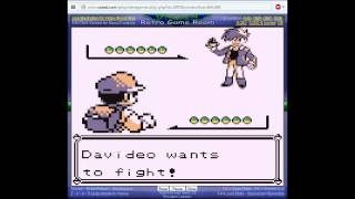 Pokemon Red - May 2015 MEGA video competition #1 - Pokemon Red Champion Battle. - User video