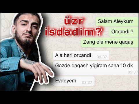 Məni Söyən Izləyiciyə Zəng Elədim DAVA ÇIXDI !!!