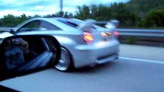Celica GTS vs Rsx Type S