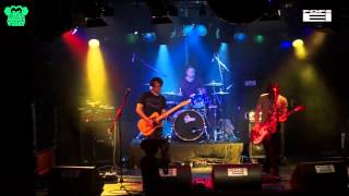 Green Monkey Force - Fire With Fire [Live @ PopEi 13-10-2013]