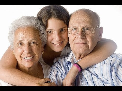 Как уживаться с пожилыми родителями