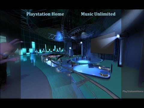 PlayStation Home - Music Unlimited (Full OST)