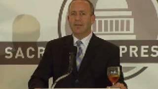 Senate President pro Tem Darrell Steinberg