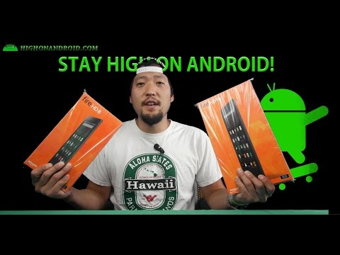 Amazon Fire HD 8 & HD 10 Unboxing & Review! [2015]