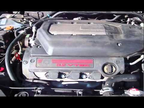 2003 acura tl 3 2 type s misfire part1