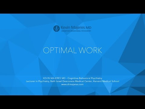 Optimal Work
