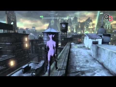 Batman Arkham City, Catwomen (DLC) Campaign Playthrough, Episode 1 and 2