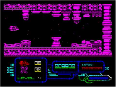 Genesis: Dawn of a new day (ZX Spectrum 128k) - ¡Completo y Comentado! 1cc