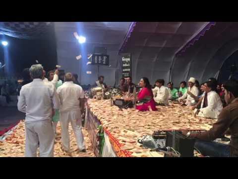 Farida Mir and Chand  Suraj mir group Lok dayro 9..4..017  Mahiyari