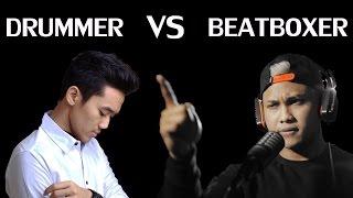 ixora vs aa utap   drummer vs beatboxer