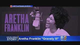 Aretha Franklin Reportedly 'Gravely Ill'