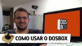 Como instalar e usar o Dosbox - Tutorial