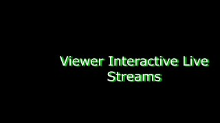 Viewer Interactive Livestreams?