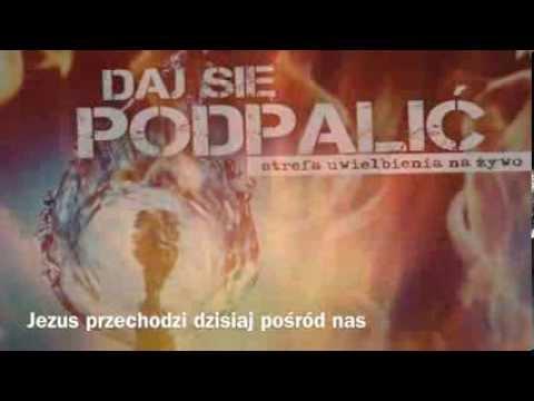 Armia Dzieci - Płyta Daj się Podpalić vol. 1 (Uwielbienie na żywo)