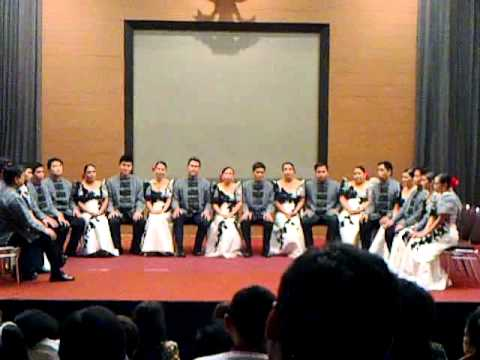 Let It Be - Philippines Madrigal Singers (MADZ) -- Live performance