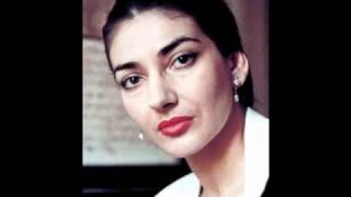 """MARIA CALLAS  """"In quelle trine morbide"""" Manon Lescaut (Puccini)"""