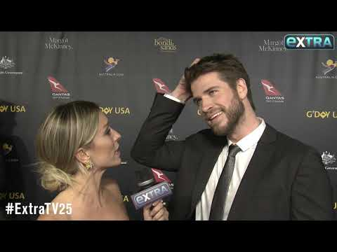 Liam Hemsworth Gushes Over Bride Miley Cyrus