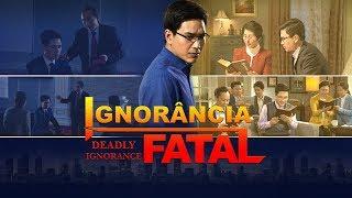 """Filme gospel """"Ignorância fatal"""" (Trailer)"""