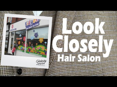 MARKETING STRATEGIES – HAIR SALON FOR KIDS, FIDGETS UK