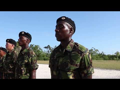 Belize's First Line of Defence | Episode 2: Building A Soldier