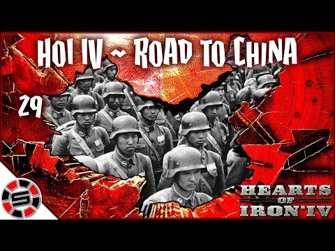 HOI IV ~ Road To China ep29 ~ Tehran To Istanbul To Paris