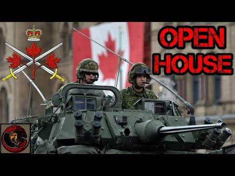 Canadian Army Open House! - COME TAKE A LOOK!! Sept 28th 2019