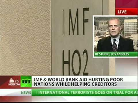 Eskow: IMF policies destabilize the developing world