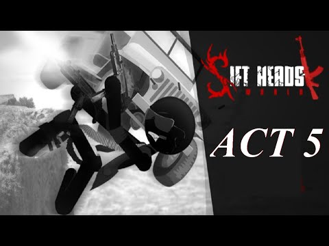 AN EXOTIC JOB   Sift Heads World - Act 5