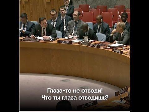Владимир Сафронков vs ООН