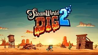 Gramy w SteamWorld Dig 2 : #18 Wielki boss i wielkie boom :D