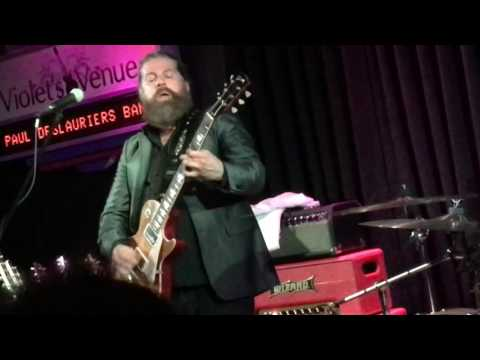 Not Fade Away(Buddy Holly Song)-The Paul DesLauriers Band @ Violet