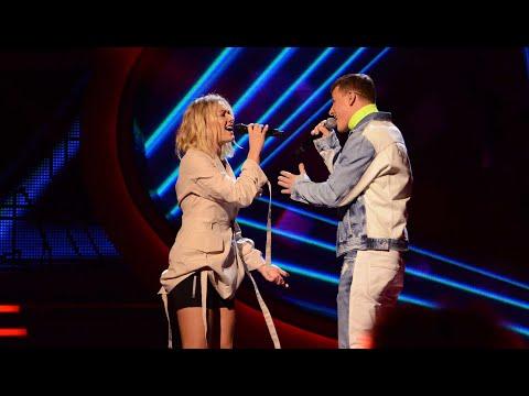 Astrid S & Sebastian: I´ll Be There – Jess Glynne – Idol 2018 - Idol Sverige (TV4)