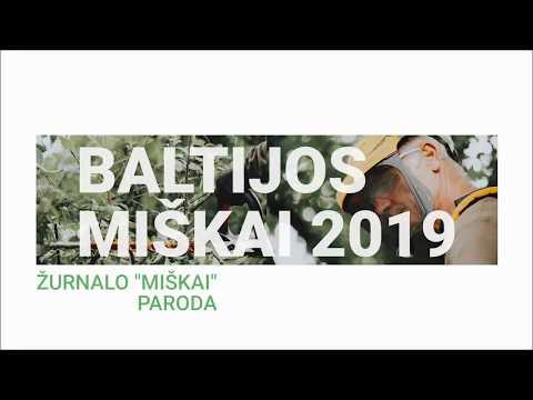 """Paroda """"Baltijos Miškai 2019"""""""